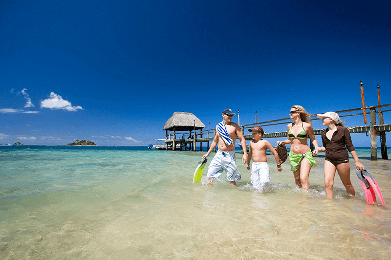 5 best family resorts in Fiji