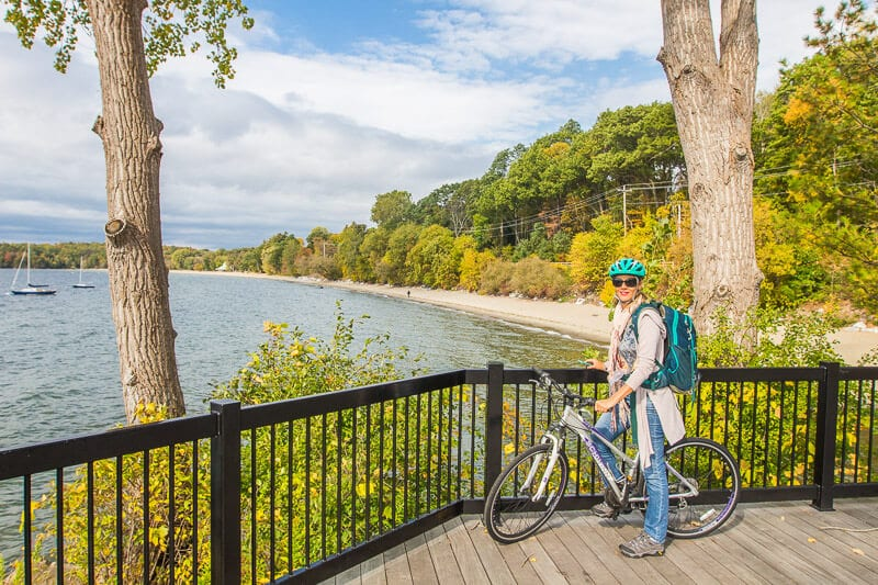 Burlington Bike Path, Vermont