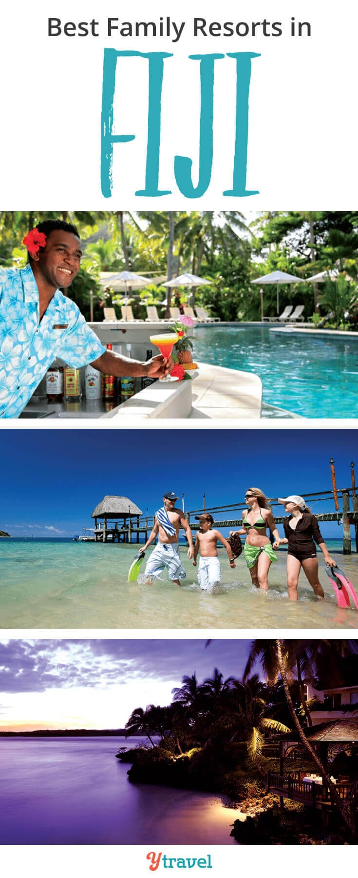 5 best family resorts in Fiji. Planning a Fiji family holiday? Need tips on where to stay in Fiji? Here are the 5 Best Family Resorts in Fiji for your family holiday to the Fijian Islands