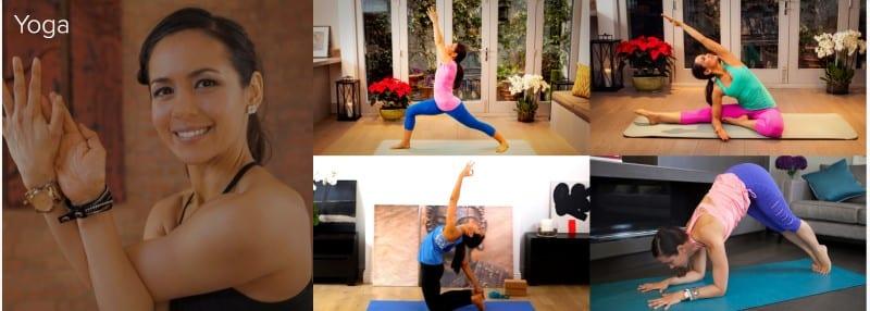 Grokker online yoga classes