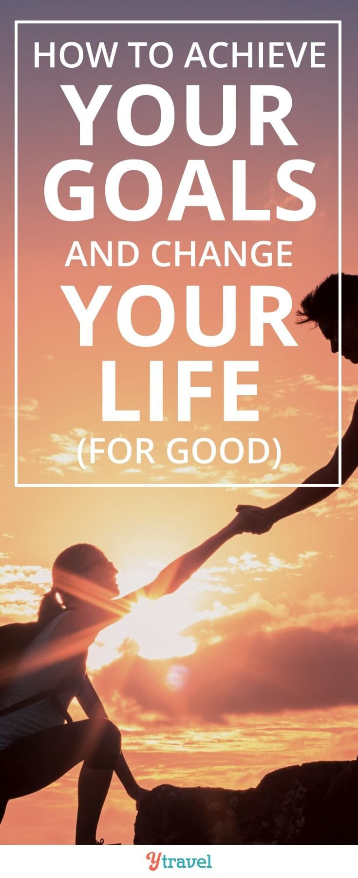 It's the time for New Years Resolutions. But how do you achieve your goals and change your life for good? I'll share you a plan to make those goals count. No more wishful thinking. Share it with a friend who wants to change their life. Happy Pinning #goals #lifelessons #change #goalsetting