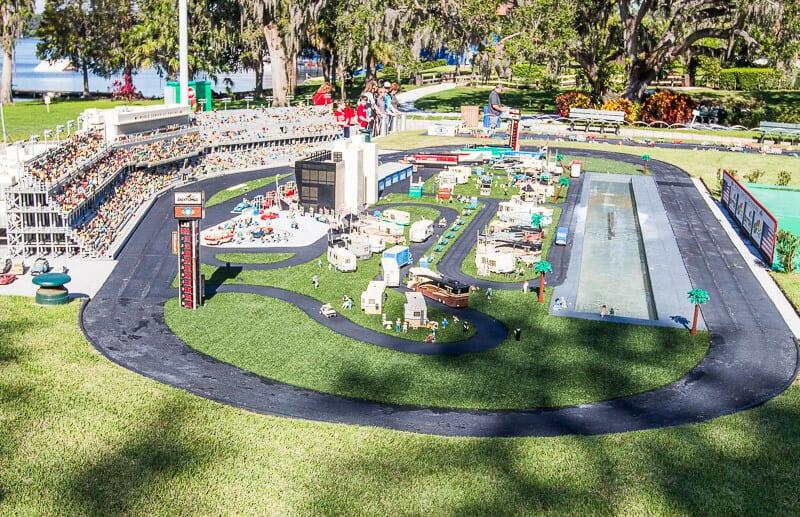 Daytona Speedway at Legoland Florida