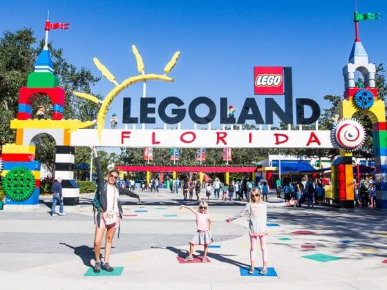 Legoland Florida - one of the best places to visit in Central Florida