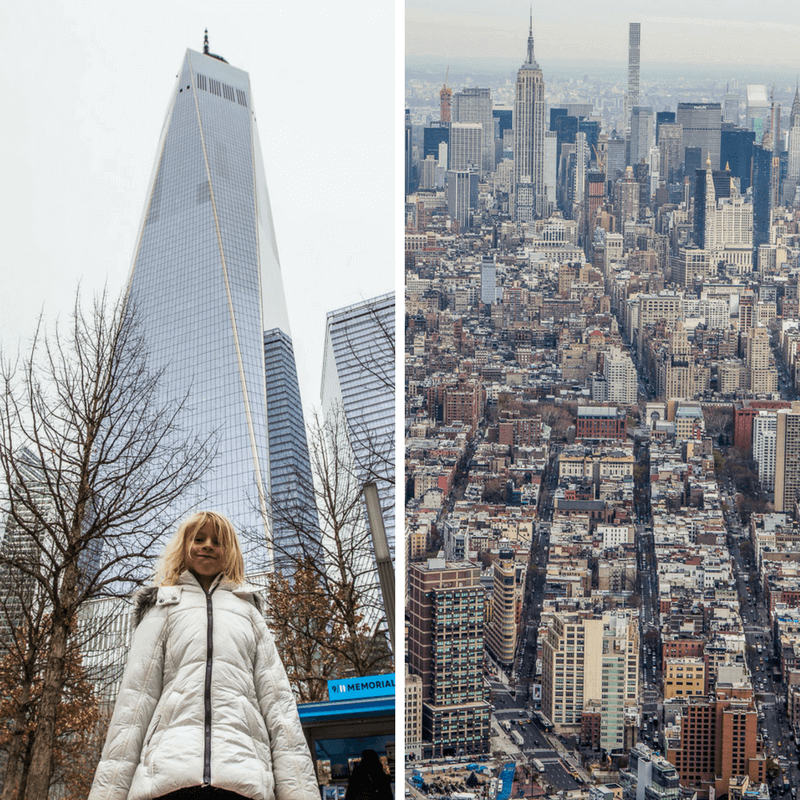 One World Observatory - one of the best things to do in NYC with kids