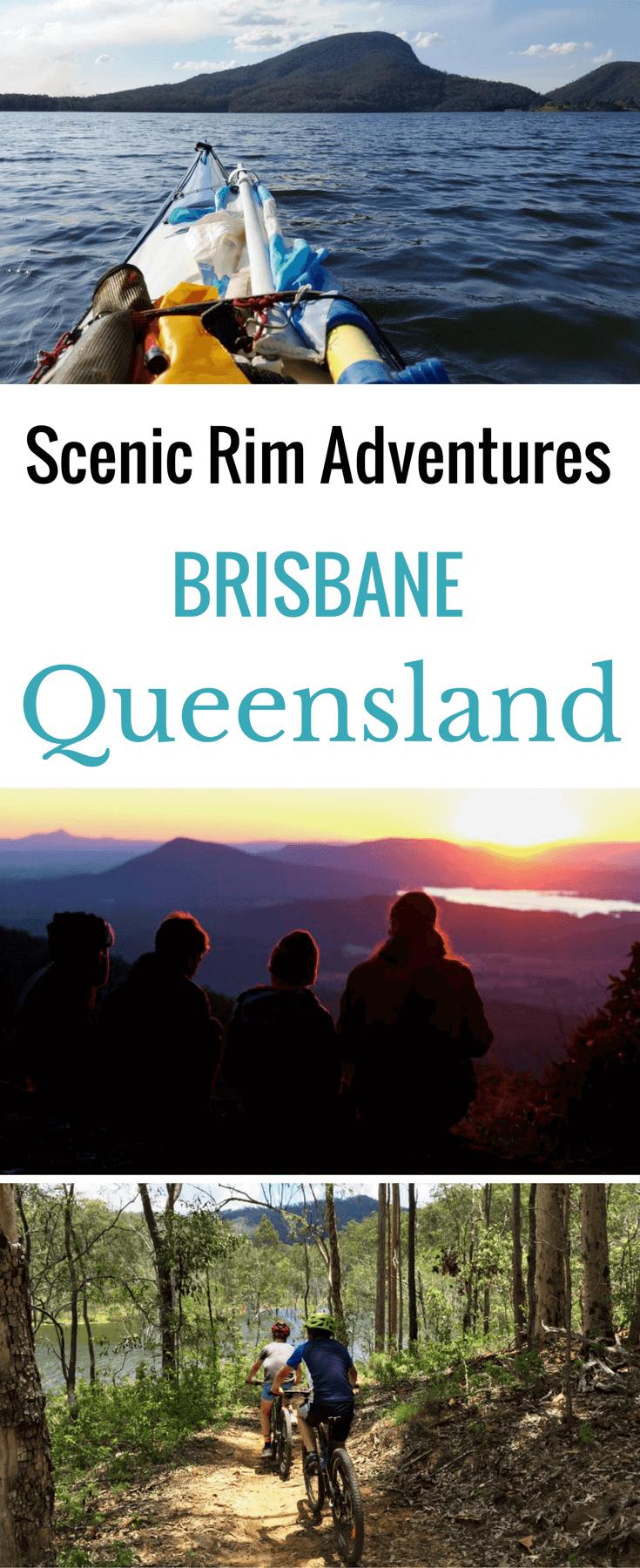 Brisbane Day Trips - Family Adventure in the Scenic Rim, Queensland, Australia