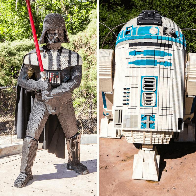 Star Wars at Legoland Florida