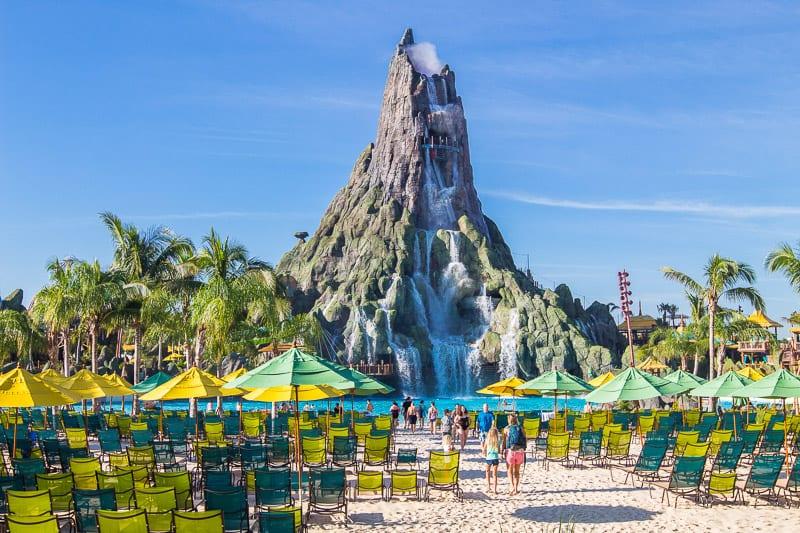 Universal's Volcano Bay Water Park