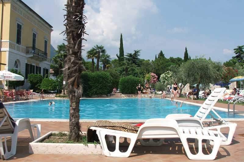 Family friendly accommodation in Lake Garda