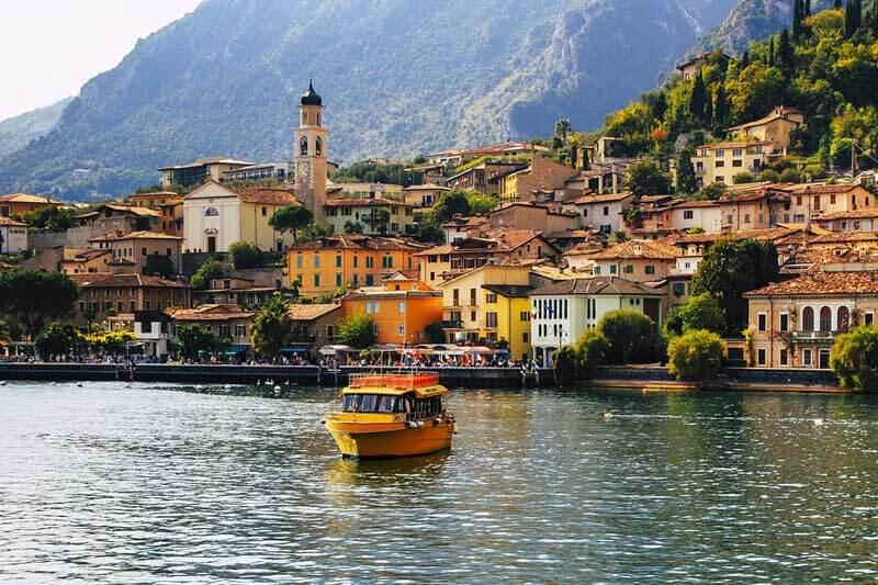 Lake Garda ferry