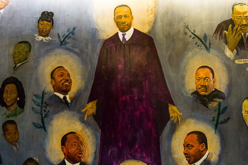 Martin Luther King Jr Civil Rights Leader and Activist