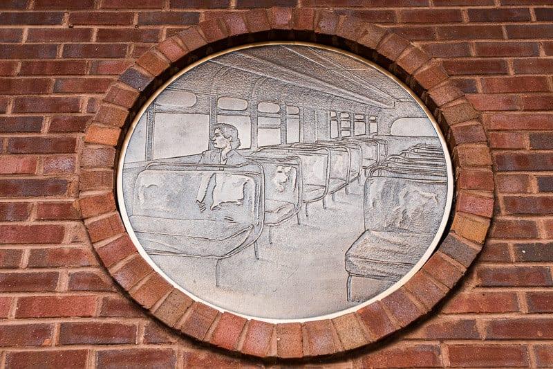 Rosa Parks Museum Montgomery Al