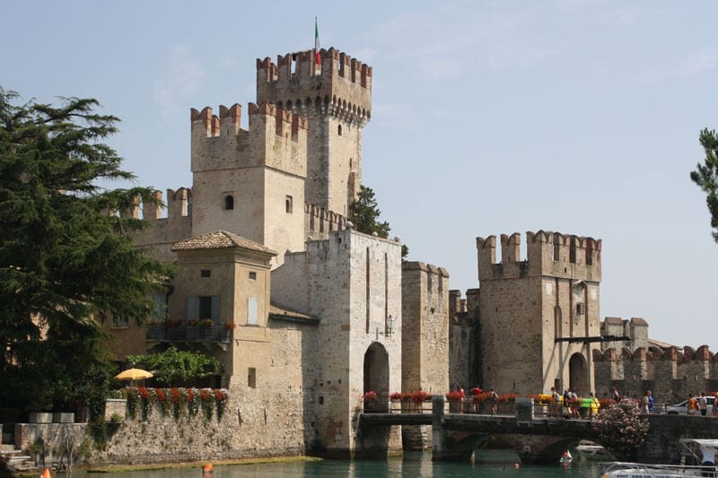 Sirmione Castle - things to do in Lake Garda, Italy