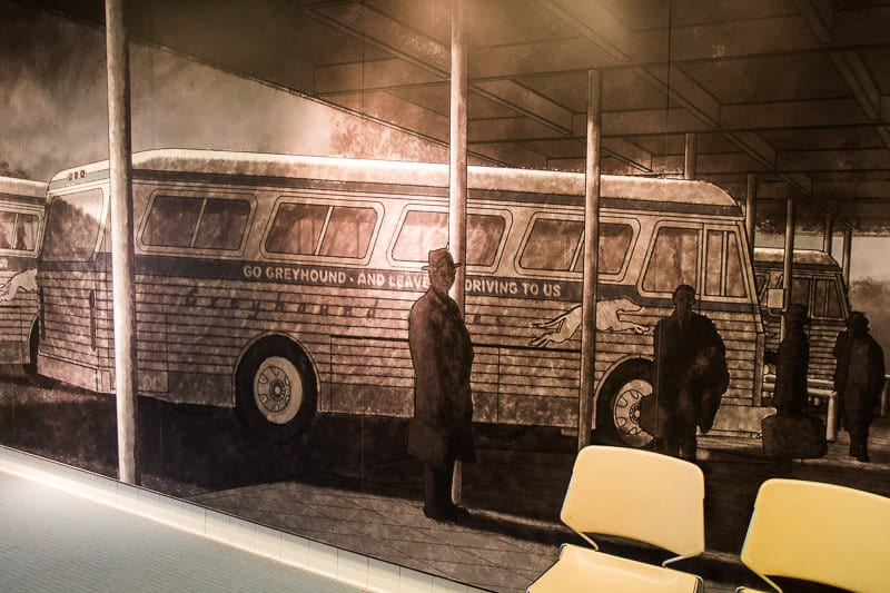 The Freedom Rides Museum Montgomery Alabama (2)