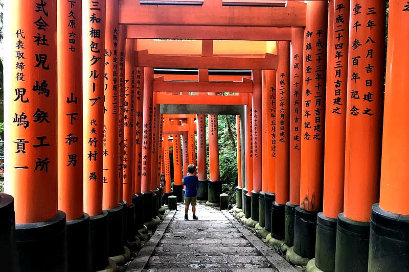 10 Days in Japan Itinerary for First Time Visitors