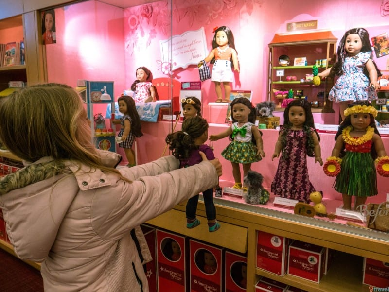 American Girl Doll Store Chicago (4)