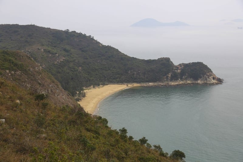 Lantau South hiking tour Hong Kong