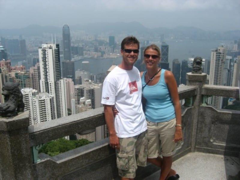 Victoria Peak Hong Kong (800 x 600)