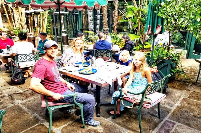Brennan's Restaurant - New Orleans