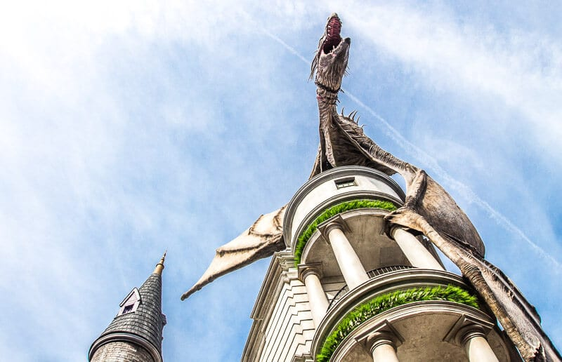 Diagon Alley, The Wizarding World of Harry Potter, Universal Orlando