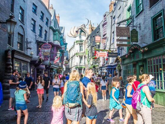 Diagon Alley, Universal Orlando Resort