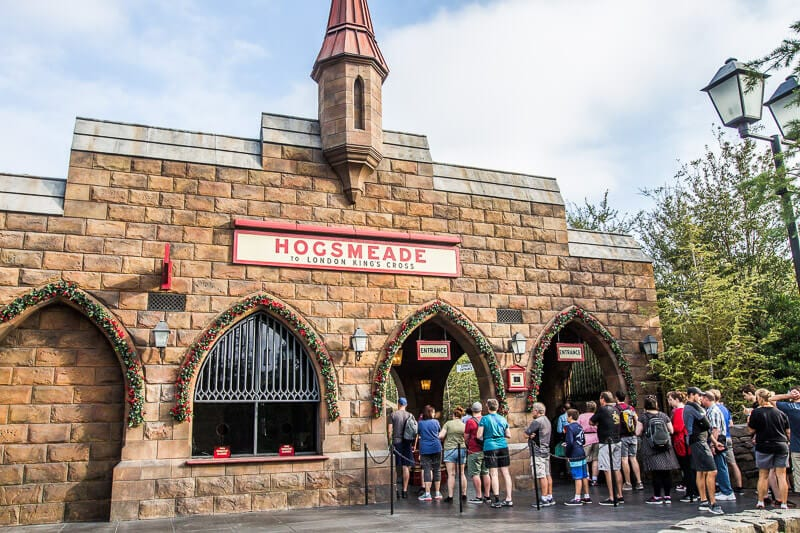 Hogwarts Express, The Wizarding World of Harry Potter, Universal Orlando