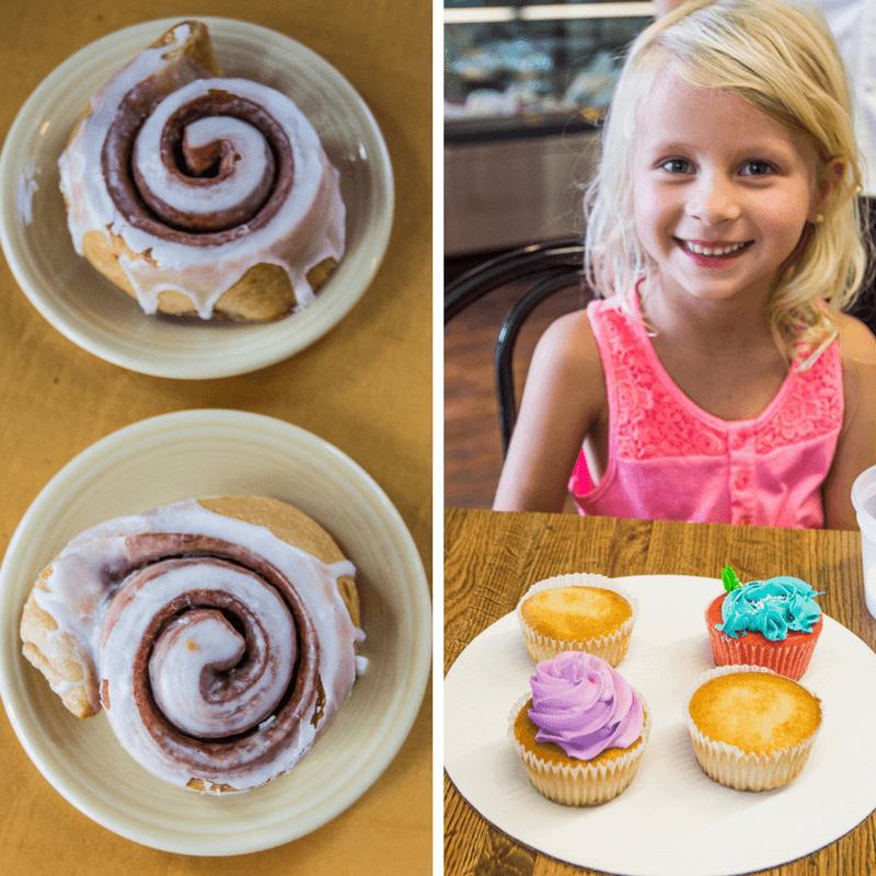 Jackson, Mississippi - family treats on vacation