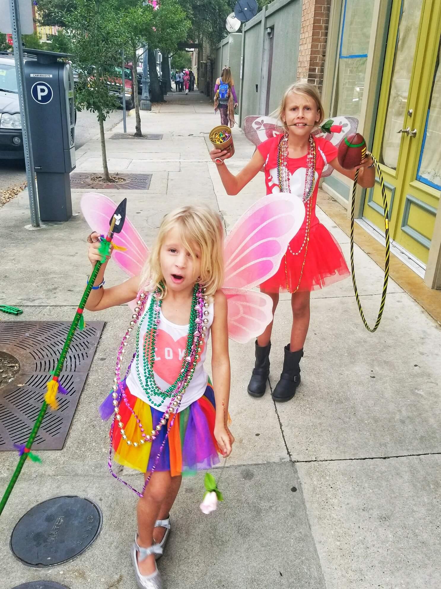 Que faire à la Nouvelle-Orléans avec des enfants