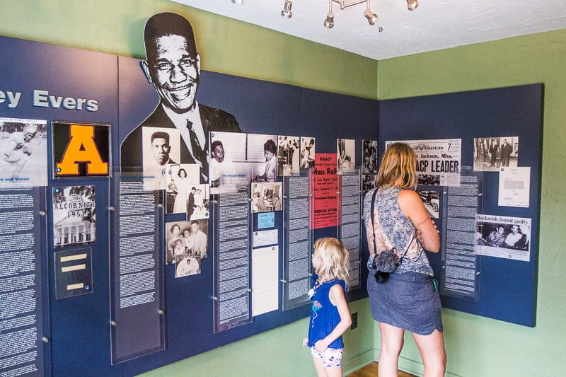 Medgar Evers House - Jackson MS attractions