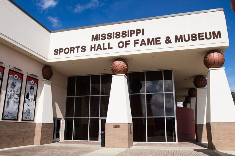 Mississippi Sports Hall of Fame and Museum Jackson MS attractions