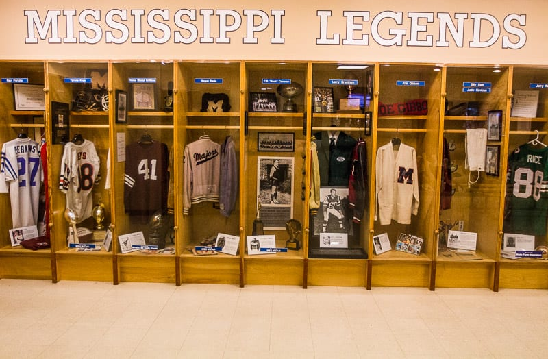 Mississippi Sports Hall of Fame and Museum