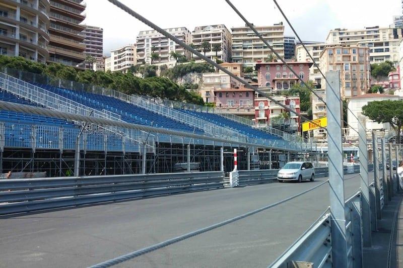 Monaco Formula 1 Grand Prix race track - best things to do in Monaco
