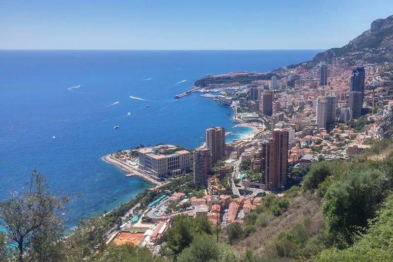 Monaco landscape