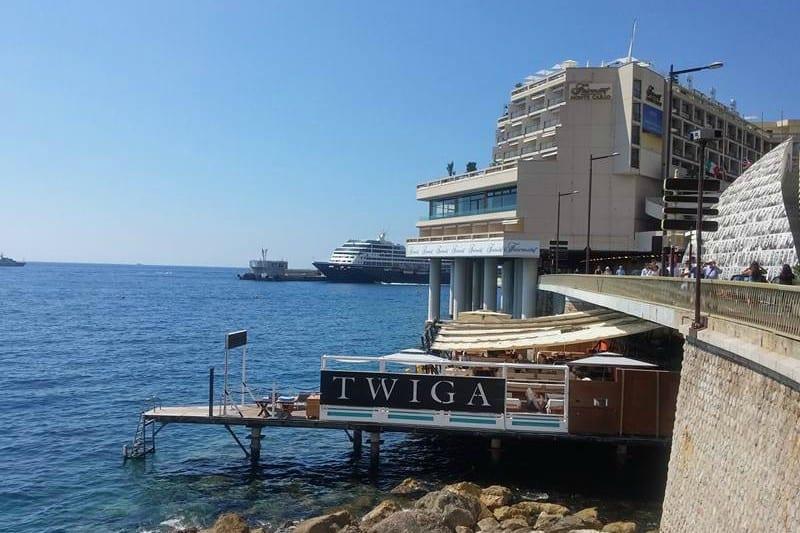 Monaco Promenade