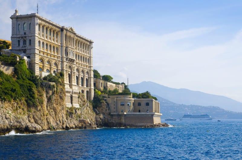Oceangraphic Museum in Monaco