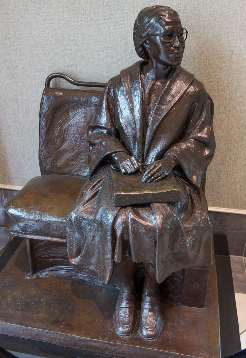 Rosa Parks Museum, Montgomery, Alabama