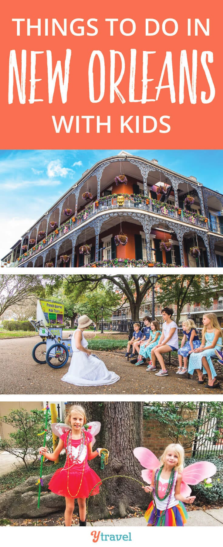 Best things to do in new orleans with kids new york for Things to see and do in nyc