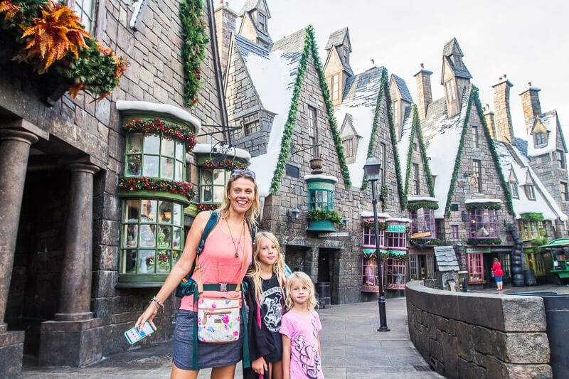 Hogsmeade Village at Universal Orlando Resort