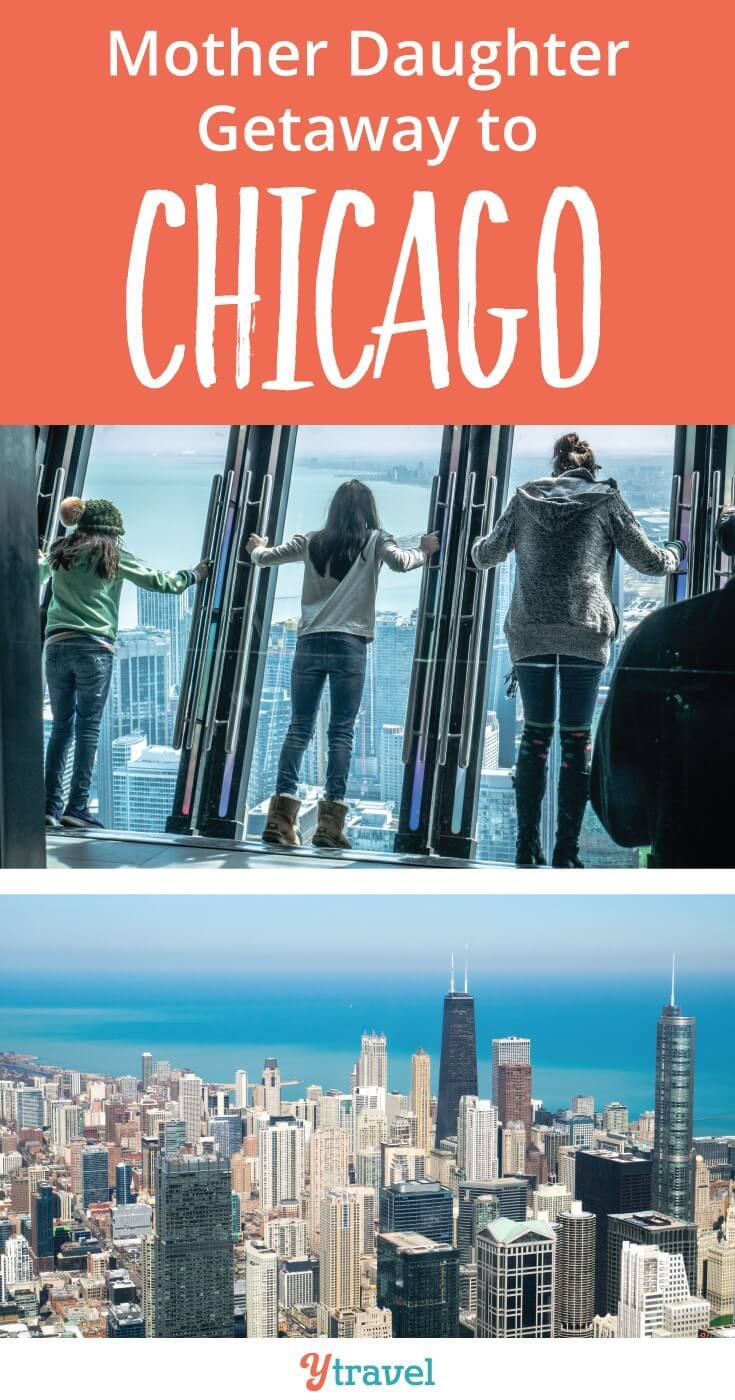 Memorable bonding on a mother daughter getaway to chicago for Things to do in nyc next weekend