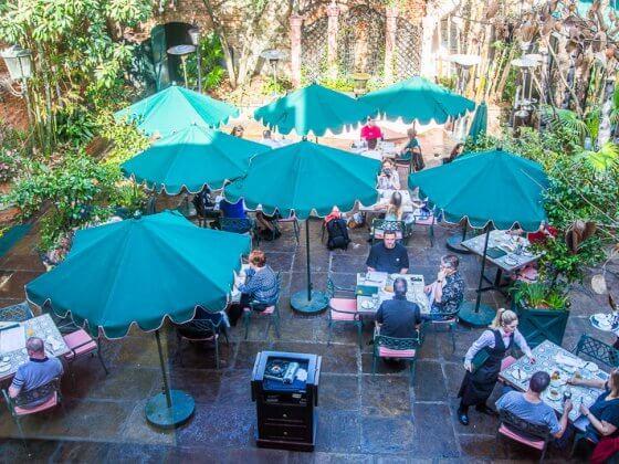 Brennan's Restaurant - best breakfast in New Orleans