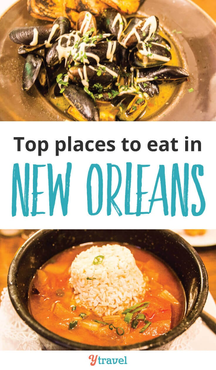 11 Places To Eat In New Orleans To Taste Some Of The Best