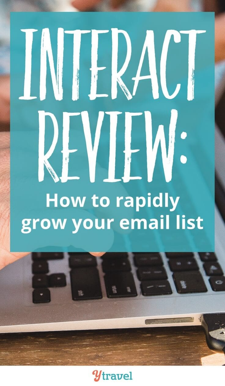 Interact Review: How to rapidly grow your email list with an online quiz creator. Are you ready for more success with your blog? Click now to read this successful, easy and fun way to increase your subscribers, traffic and income. The tool is excellent