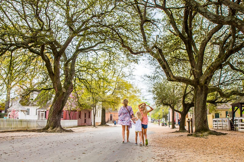 10 things to do in Williamsburg VA