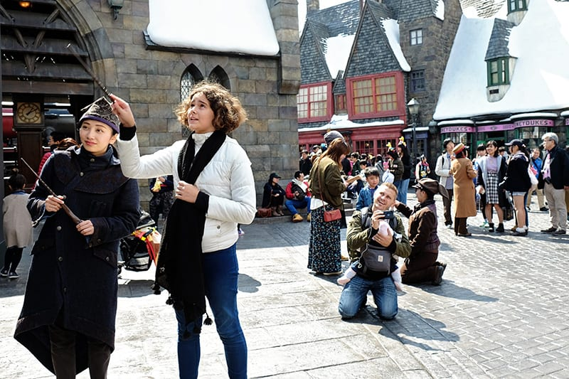 A Guide to the Wizarding World of Harry Potter at Universal Studios Japan