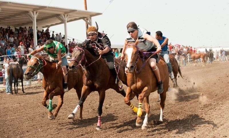 Indian Relays Montana