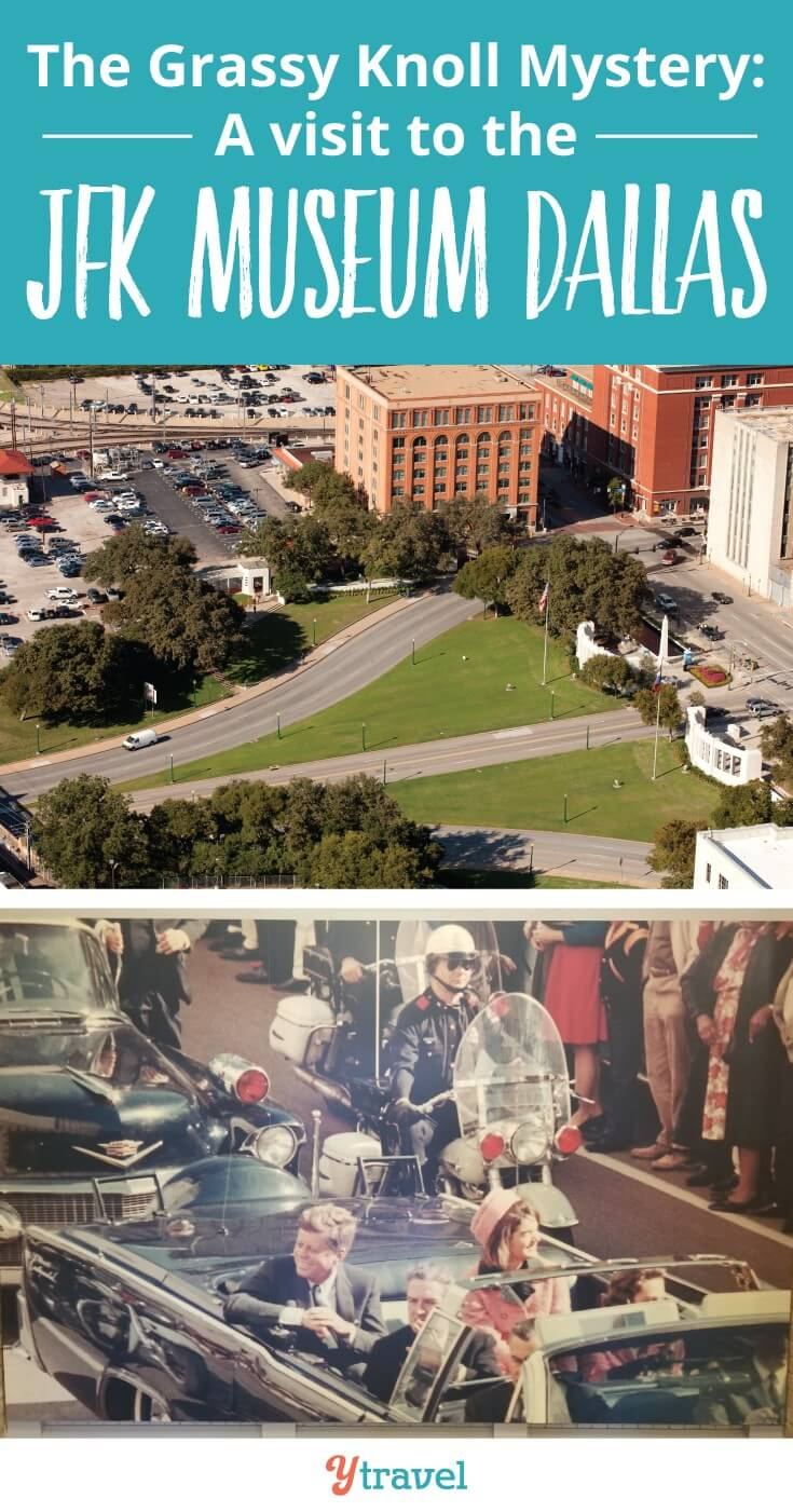 The Sixth Floor Museum in the Texas Bookstore Depository is a fantastic Dallas attraction. We had an unexpected visit to the JFK Museum in Dallas to explore his assassination and the mystery behind the grassy knoll. Click to read more