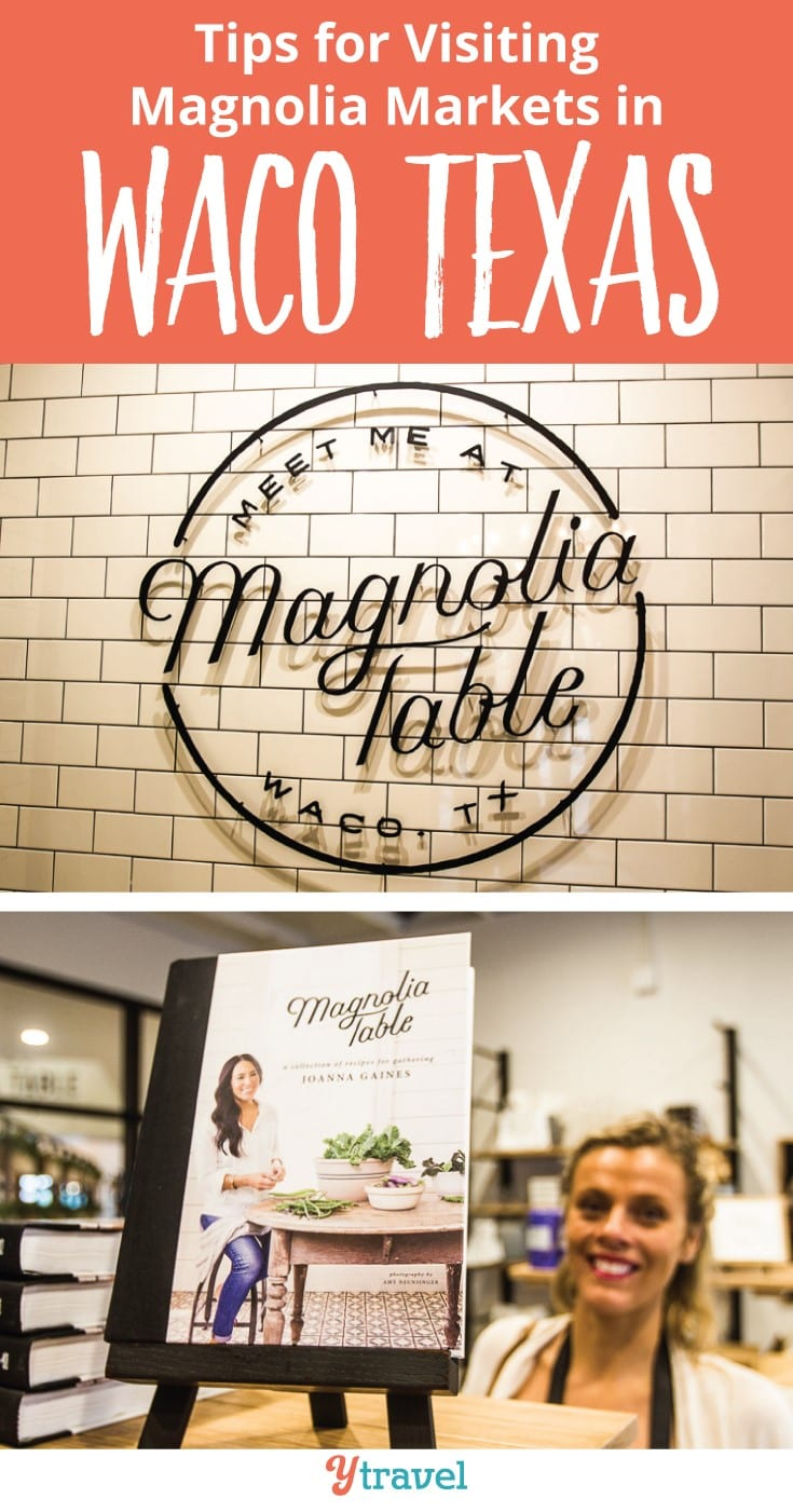 Magnolia Markets and Magnolia Table Waco Texas. Do you love Chip and Jo and Fixer Upper? Follow the trail in Waco Tx. We spent a day there exploring Magnolia Markets and the Silo, having breakfast at Magnolia Table, seeing Magnolia House and eating cupcakes at Magnolia Bakery. There are lots of Fun things to do in Waco Tx