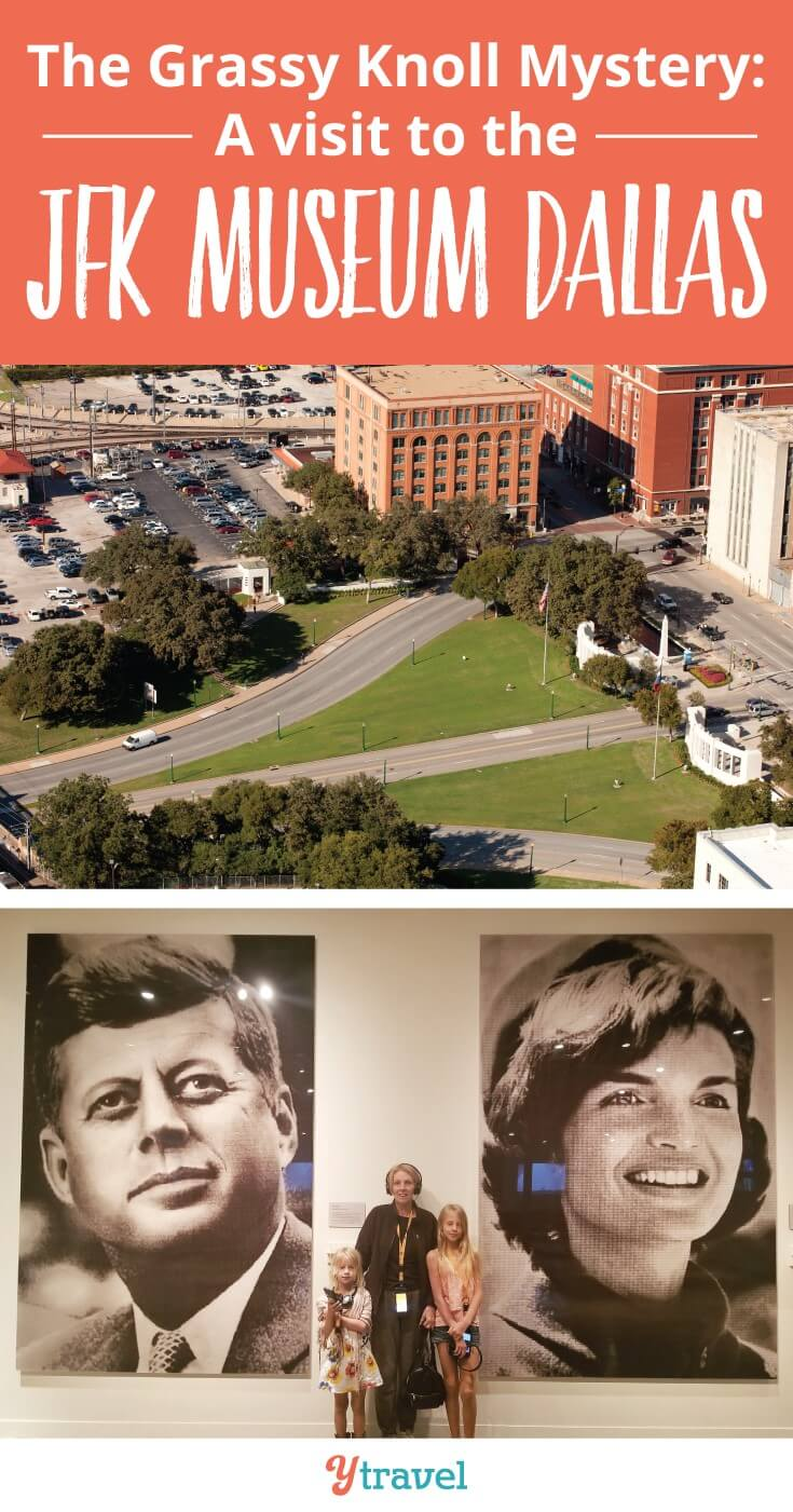 Looking for things to do in Dallas, Texas? Don't miss the JFK Museum, otherwise known as the Sixth Floor Museum at Dealey Plaza. You'll see where he was assissinated and learn more about his life and the mystery behind the grassy knoll