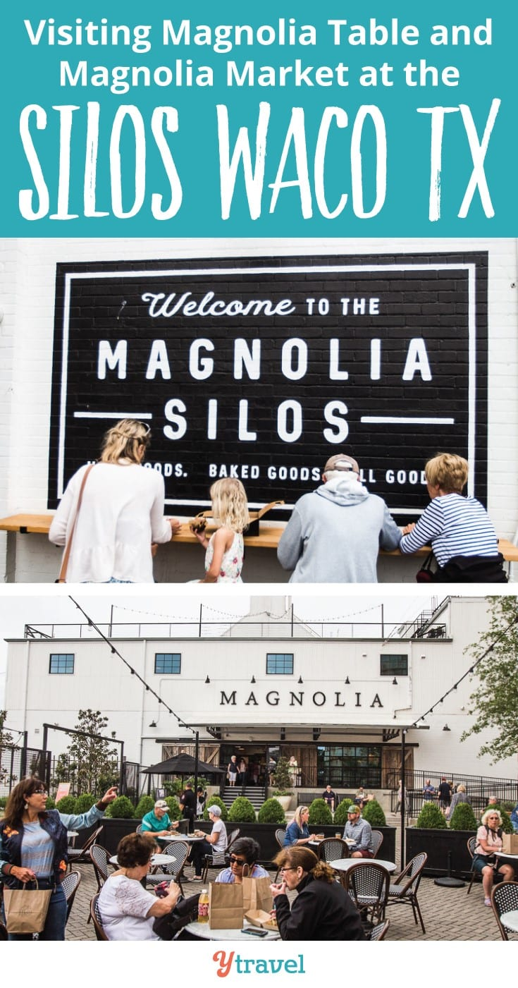 Visiting Magnolia Market Silos Waco Tx? We had a fantastic day following the Fixer Upper Trail in Waco Texas. We had breakfast at Magnolia Table, visited the Silos, shopped at Magnolia Markets and had yummy cupcakes at Magnolia Bakery + a few more things to do in Waco Tx. Do you love Chip and Jo?