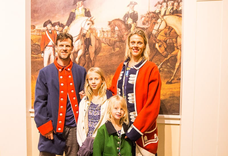 American Revolutionary Museum, Williamsburg, Virginia