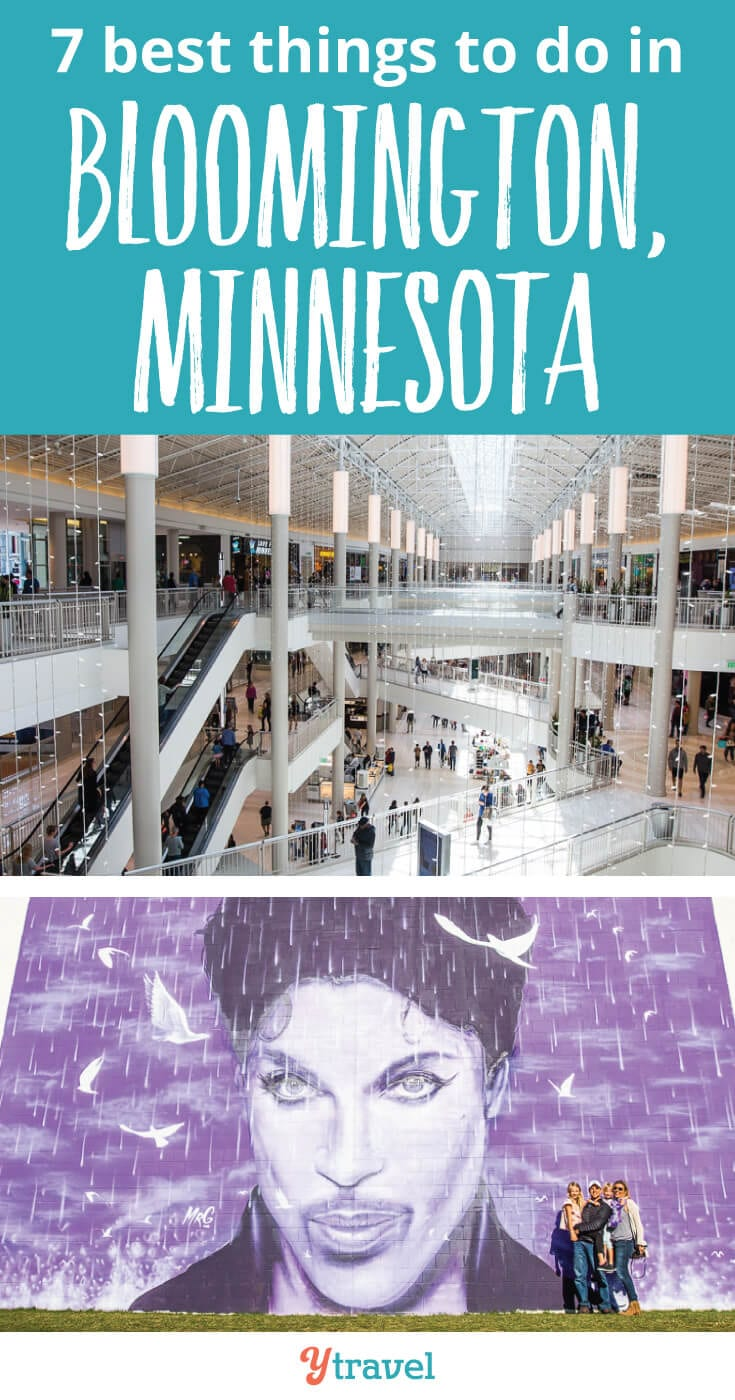 Things to do in Bloomington MN. Are you planning a trip to Minneapolis in Minnesota? Here are the 7 best things to do in Bloomington, plus tips on places to stay near Mall of America, and how to save money on Bloomington attractions.